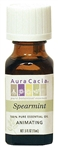 Aura Cacia - Spearmint 0.5 oz