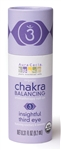 Chakra Balancing Roll-On, Insightful Third Eye ORGANIC 0.31 fl. oz.