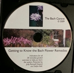 CD: Getting to Know the Bach Flower Remedies