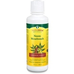 TheraNeem's- Herbal Mouth Rinse 16 oz.- Cinnamon