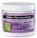 ABRA'S- Sleep Therapy Bath