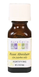 Aura Cacia - Rose Absolute 0.5oz