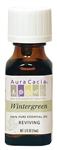 Aura Cacia - Wintergreen 0.5 oz