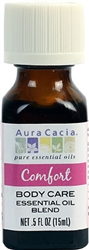 Aura Cacia - Comfort Body Care Essential Oil Blend 0.5 oz
