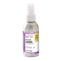 Aura Cacia Aromatherapy Mists - Relaxing Lavender