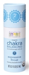 Chakra Balancing Roll-On, Expressive Throat ORGANIC 0.31 fl. oz.