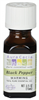 Aura Cacia Black Pepper Essential Oil 0.5 fl. oz.