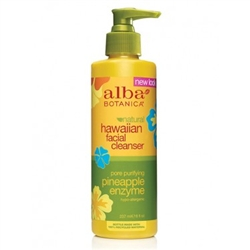 Alba Botanica's- Pineapple Enzyme Facial Cleaner