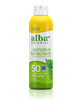 Alba Botanica Very Emollient SPF 50 Sunscreen Fragrance Free Clear Spray 6 fl oz