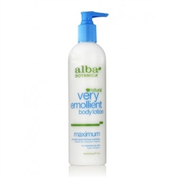 Alba Botanica's Very Emollient Body Lotion 