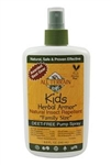 Kid's Herbal Armor Spray Family Size 8oz Insect Repellent