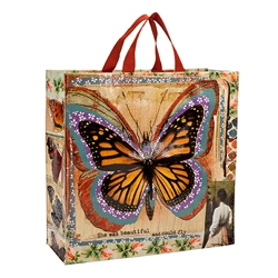 Butterfly Monarch Shopper