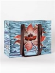 LOTUS SHOULDER TOTE by BLUE Q