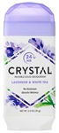 Invisible Solid Deodorant - Lavender & White Tea by Crystal Essence