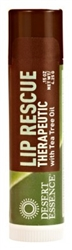 Desert Essence- Lip Rescue Therapeutic with Tea Tree Oil