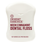Desert Essence - Neem Cinnamint Dental Floss 50yd