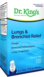 Dr. King's - Lungs and Bronchial Relief