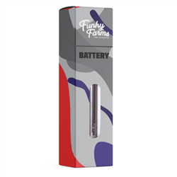 510 Thread Battery Pack Funky Farms Refillable Vape Pods