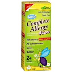 Hyland's- Complete Allergy 4Kids