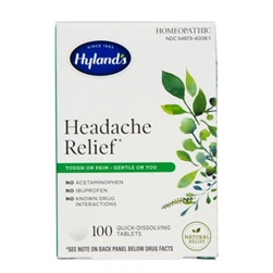 Hyland's Headache Relief