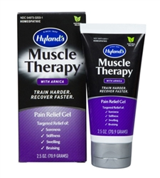Hyland's - Muscle Therapy Gel 2.5 oz