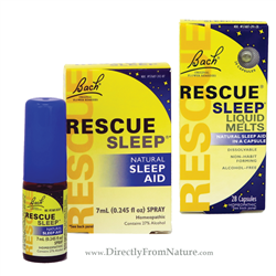 Sleep Combi Small - Rescue