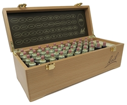 Bach Flower Kit 20ml in Beech Storage Box