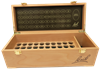 Wooden Beech Storage Box (for 20ml bottles)