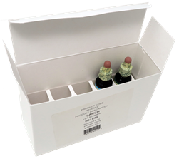Empty Carton Box for 10x 20ml Bach Bottles