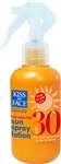 Kiss My Face Sun Spray Lotion