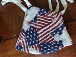 Fabric Face Mask 100% Cotton - Patriotic - Medium