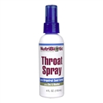 NutriBiotic -Throat Spray w/ Zinc and GSE 4 oz