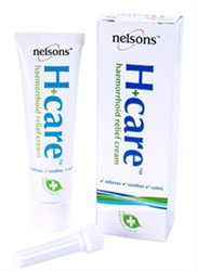 Nelsons- H+ Care, Hemorrhoid Cream