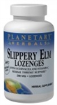 Planetary Herbals Slippery Elm Lozenges with Echinacea and Vitamin C 200mg 100 lozenges