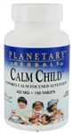 Planetary Herbals Calm Child 150tabs