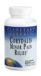 Planetary Herbal's Minor Pain Relief