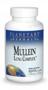 Planetary Herbals Mullein Lung Complex 1000mg, 90