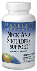 Planetary Herbals Neck and Shoulders Support 650m