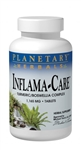 Planetary Herbals Inflama-Care Turmeric/Boswellia Complex 1165MG 60TAB