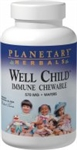 "Well Childâ""¢ Immune Chewable 560 mg 30 WAFER"