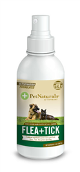 Pet Naturals of Vermont Flea + Tick Spray 8oz