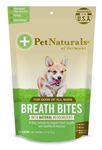 Pet Naturals of Vermont Breath Bites 60 chews