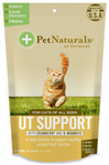 Pet Naturals of Vermont UT Support for Cats 60 chews