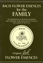 Pre-Read, Bach Flower Essences for the Family