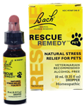 Rescue Remedy Pet 10ml, Alcohol Free