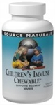 Source Naturals Children's Immune Chewable 60 wafers