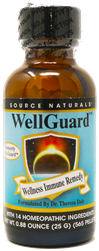Source Naturals FluGuard .88oz/565 pellets