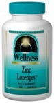 Source Natural Wellness Zinc Lozenge 23mg 60tabs