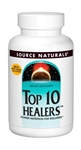 Source Naturals - Top 10 HEALERS, 60 tabs