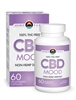 CBD MOOD - Non-Hemp Derived CBD Oil 60 Caps - SourcePure